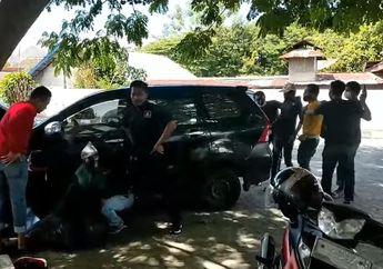 Debt Collector Ditodong Pistol dan Diringkus Polisi di Kantor Leasing