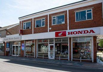 Wow, Dealer Motor Honda Disulap Jadi Tempat Penyaluran Vaksin Covid-19