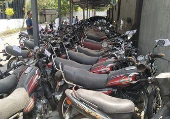 Wuih Lelang Motor Murah Meriah, Yamaha RX-King Rp 2 Jutaan Surat Aman