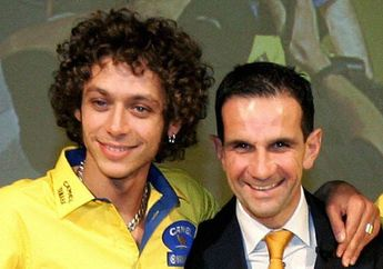 Blak-blakan Davide Brivio, Suzuki PDKT Valentino Rossi Lewat Facebook