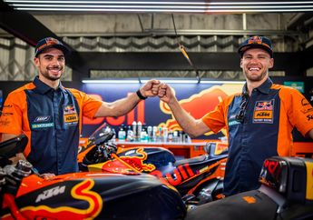 Seperti Deja Vu, Tim Pabrikan KTM Pamer Pembalap MotoGP Musim 2021