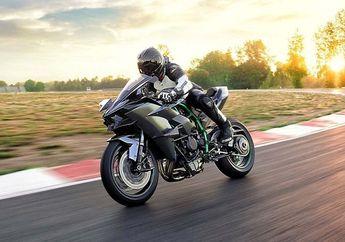 Motor Kawasaki Ninja H2R Gak Boleh Ikutan Balap WSBK, Ini Alasannya