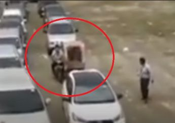 Viral, Video Pemuda Anti Gengsi Naik Becak Motor Saat Wisuda, Alasannya Bikin Terenyuh