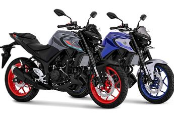 Wow, Yamaha MT-25 Punya 2 Warna Baru, Makin Agresif Nih Brother