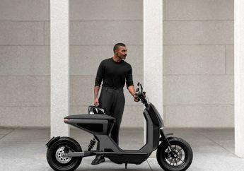 Prototipe Motor Listrik NAON Zero One, Minimalis dan Futuristis