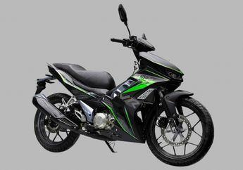 Motor Baru Mirip Yamaha MX King 150 Meluncur, Bebek Sport Nih!