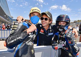 Terancam Hilang Dari MotoGP, Tim VR46 Milik Valentino Rossi Hadirkan Investor dari Arab?