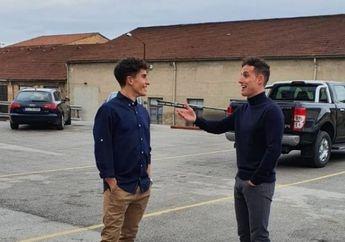 Sempat Gak Akur, Ini Pertemuan Pertama Marc Marquez Dan Pol Espargaro