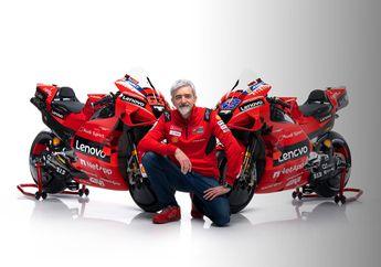 Orang Ini Yakin Banget, Pembalap Baru Ducati MotoGP 2021 Siap Sukses