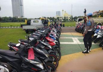 Mantap, Polisi Gagalkan Puluhan Motor Curian Dikirim ke Luar Negeri