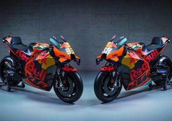 Penampakan Motor KTM MotoGP 2021, Pembalapnya Komentar Begini