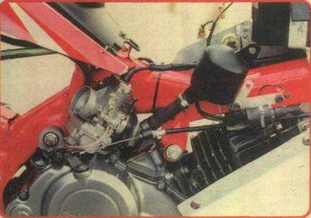 Ini Alasan Honda Tena 110 di Balap Road Race Underbone Susah Kencang