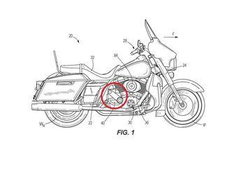 Wuih, Harley-Davidson Bakal Punya Motor Bermesin V-Twin Supercharger!