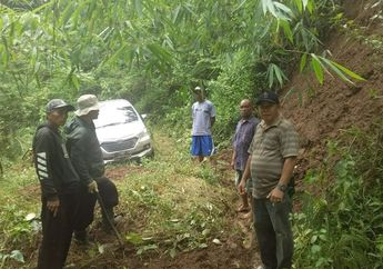 Kisah Sopir Lihat Jurang Sampai Jalan Mulus, Endingnya Masuk Hutan