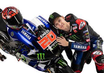 Pengganti Valentino Rossi Inginkan Bobot Yamaha YZR-M1 Lebih Ringan