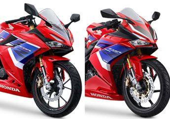 Honda CBR150R Dan CBR250RR 2021 Dapat Warna Baru, Khusus Tipe Termahal