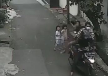 Viral Video Penjambretan HP Bocah, Warganet: Yang Salah Orangtuanya