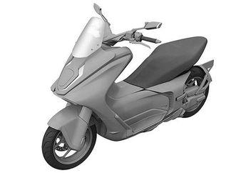 Wow, Motor Listrik Mirip NMAX Garapan Yamaha Bakal Jadi Kenyataan?