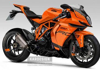 Siap-Siap, KTM Bakal Rilis Motor Massal Kencang Bergaya MotoGP