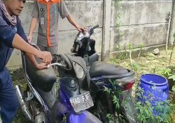 Honda Vario dan Motor Lain Nganggur di Parkiran 3 Tahun Lebih, Kisaran Tagihannya BikinMelongo