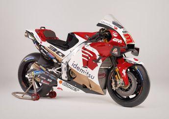 Begini Livery Baru Milik Takaaki Nakagami Di LCR Honda MotoGP 2021