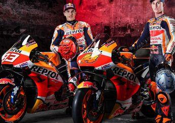 Sah, Begini Livery Motor Marc Marquez dan Pol Espargaro di MotoGP 2021