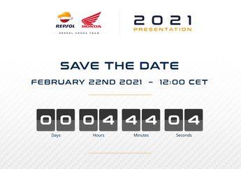 Sore Ini, Launching Tim Repsol Honda 2021, Nonton Lewat Link Streaming