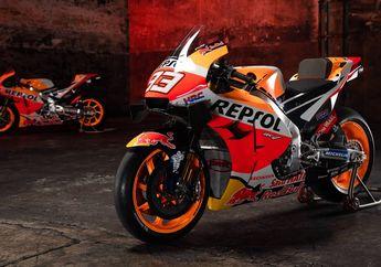 Bos Repsol Honda Sebut Sponsornya Tetap Setia Walaupun Marquez Cedera