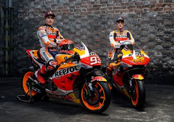 Marc Marquez Absen Di Tes Pramusim, Bisa Tampil Di MotoGP Qatar 2021?
