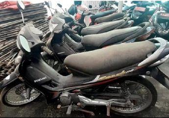Suzuki Smash Dilelang Cuma Rp 600 Ribu, Buruan Daftar dan Bawa Pulang