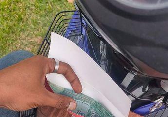 Driver Ojol Antar Makanan Dapat Uang Tip Rp 3,5 Juta, Alasannya Menyayat Hati