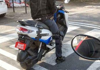 Motor Listrik Suzuki Kena Spy Shot Lagi, Siap Meluncur Tahun Ini?