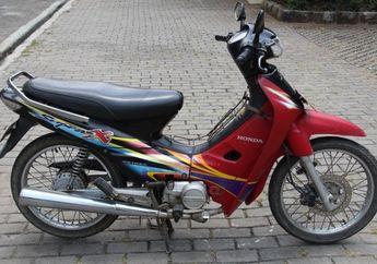 Siapin Duit Rp 500 Ribu Bisa Bawa Pulang Honda Supra, Surat Komplit