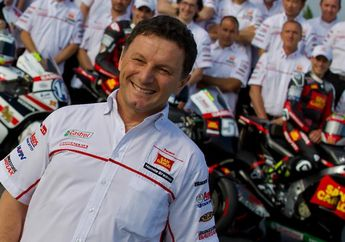 Bagaimana Nasib Gresini Racing Ditinggal Wafat Fausto Gresini?