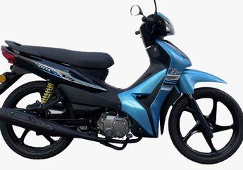 Motor Bebek Baru Kloningan Honda Revo Meluncur, Harganya Segini