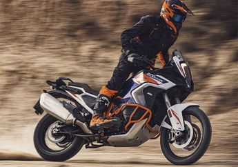 Motor KTM 1290 Super Adventure R 2021 Rilis, Versi Off-Road Dari Model Standar!
