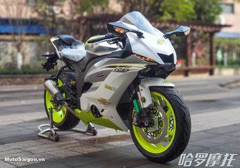 Motor Kembaran Yamaha R6 Dijual Rp 60 Jutaan, Spek dan Fiturnya Sama?