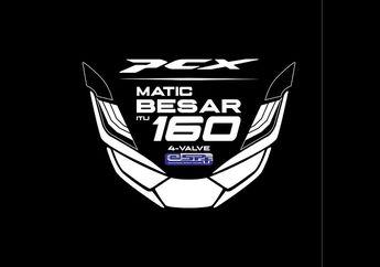 Tagline Honda PCX 160 Dianggap Enggak Cocok, Begini Penjelasan AHM