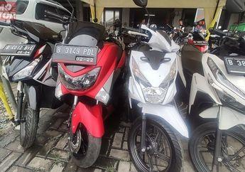 Wuih Honda BeAT dan Motor Bekas Lain Laris Manis, Harganya Cuma Segini