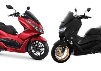 Adu Top Speed Yamaha NMAX Vs Honda PCX 160, Hasilnya Bikin Melongo