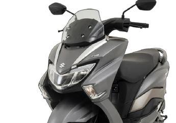 Matic Bongsor Pesaing Yamaha NMAX Diluncurkan, Dijual Cuma Segini