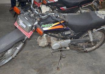 Buruan Bawa Pulang Honda Win Dilelang Murah Rp 800 Ribuan, STNK dan BPKB Ada