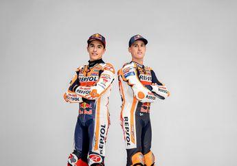 Seberapa Akrab Marc Marquez Sama Rekan Setim MotoGP 2021, Ini Jawabnya