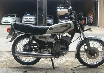Ini Warna Langka Yamaha RX-King Hingga Bisa Laku Ratusan Juta Rupiah