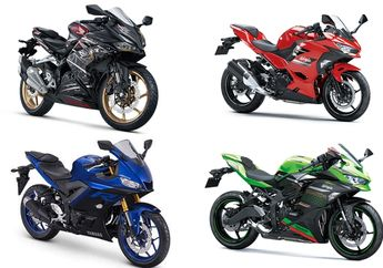 Segini Harga Motor Sport Fairing 250 cc Maret 2021, Ninja 250 Termurah?
