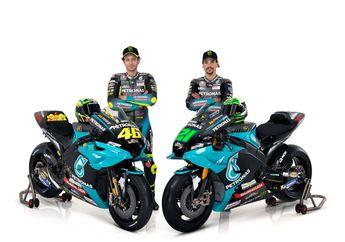 Baru Tahu, Ini Beda Motor MotoGP Rossi Dan Morbidelli Di MotoGP 2021