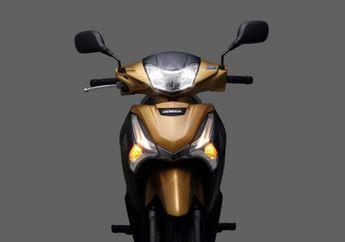 Motor Bebek Saudara Honda Supra X 125 Rilis, Harganya Segini!