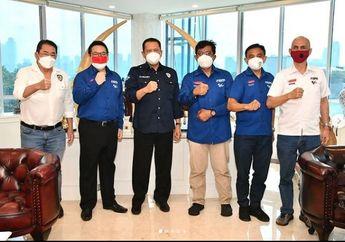 Akhir Maret 2021, Dorna Cek Kesiapan Sirkuit MotoGP Indonesia