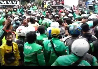 Mencekam, Video Ojol Serbu Markas Satpol PP Gara-gara Temannya Dipukul