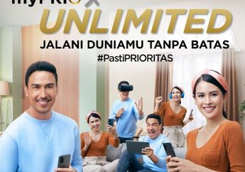 Jangan Dibocorin Paket Internet Unlimited XL 70 GB - 250 GB, Harga Terjangkau